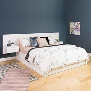 Atlin Designs floating headboard