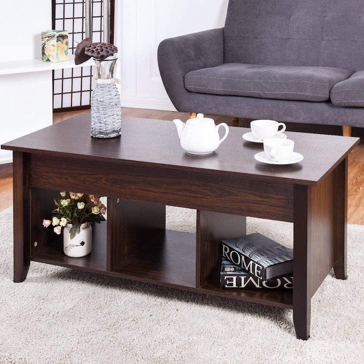 Casart coffee table lift top