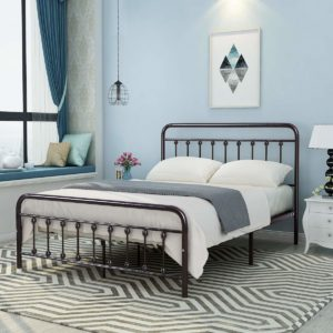 Dumee Metal Bed Frame