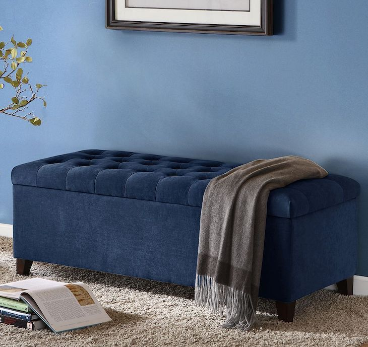 Madison Park ottoman storage