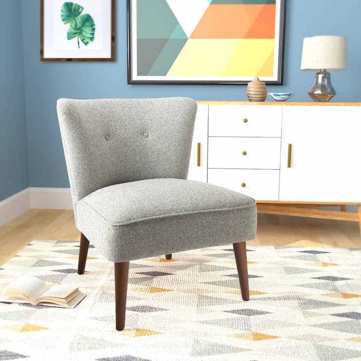 Spatial Order Kaufmann accent chair