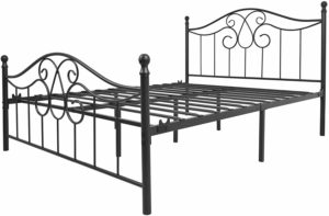 TUSEER Metal Bed Frame
