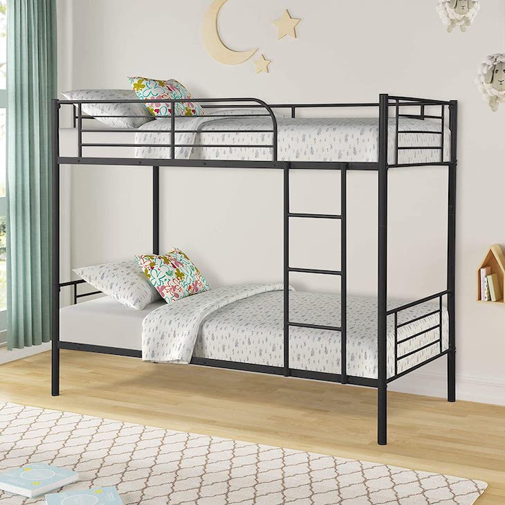 Top Unikes metal bunk bed