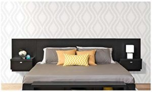 Valhalla Designer floating headboard