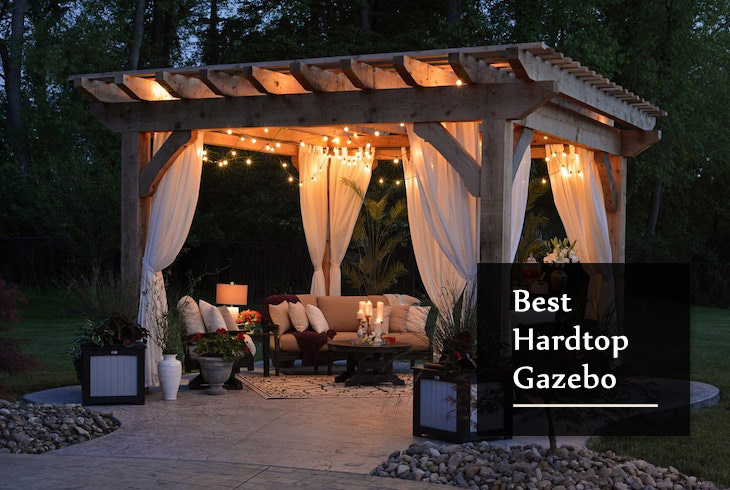 Best Hardtop Gazebo 2020 Review Buying Guide