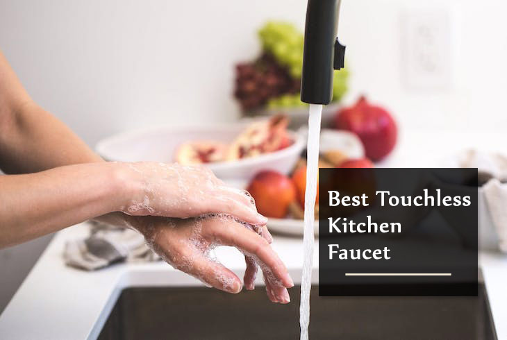 best-touchless-kitchen-faucet