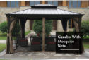 Gazebo With Mosquito Nets 2021 Reviews & Buying Guides