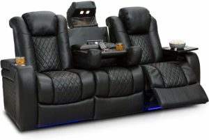 Seatcraft Anthem Home Theater Recline Sofa
