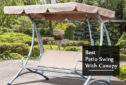 Best Patio Swing With Canopy 2020